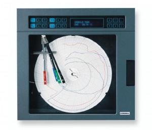 Eurotherm Circular Chart Recorder