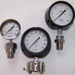 Pressure Gauge and Diaphragm Assemblies