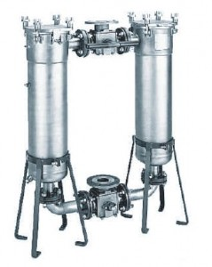 Ronningen-Petter - Legacy Product - Dual SE Filter Housing
