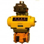 Elomatic Actuator with Valve