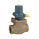 JD Gould Stainless Hazardous Location Solenoid
