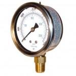 Precision Instrument 201L Pressure Gauge